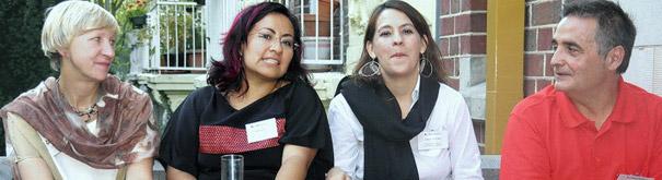 Kolegové v Latinské Americe - Evropa - Podívejte se na další v oblasti pracovního práva, minimální mzda, důstojné práce a živobytí mzdy na Mujplat - Platometr